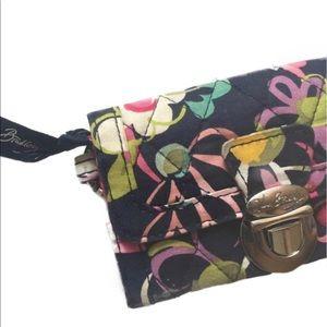 Vera Bradley coin purse./Card holder